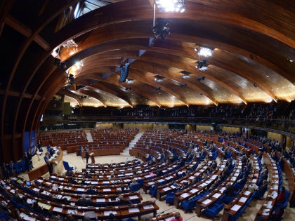 Парламентская ассамблея Совета Европы // Global Look Press