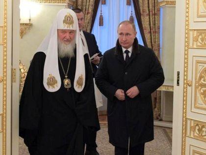 """""""Церковь хочет выйти в народ"""" // Global Look Press"""