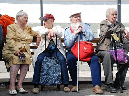 Основным параметром для расчёта накопительной части пенсии станет период дожития // Александр Легкий / Russian Look