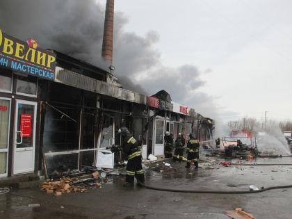 Владелец комплекса заявил, что ему угрожали под // ГУ МЧС России по Республике Татарстан