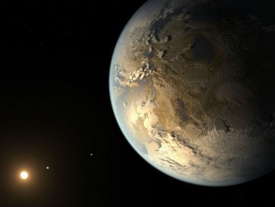 Девятая планета Солнечной системы могла быть выброшена в космос из-за гравитационных сил Юпитера или Сатурна // Global Look Press