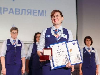 Победительница Екатерина Зарубова, г. Санкт-Петербург // архив