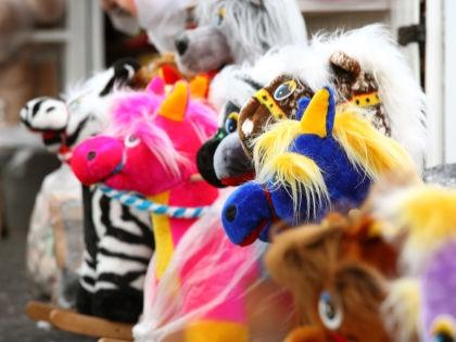 Пони после мультфильма «Мой маленький пони» стали секс-игрушками // Global Look Press