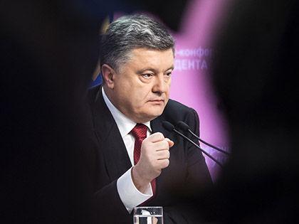 Петр Порошенко // Игорь Головнев / Global Look Press