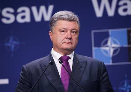 Петр Порошенко // Krystian Dobuszynski / ZUMAPRESS.com