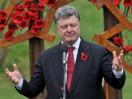 По словам Порошенко, ряд подразделений ВС Украины были оснащены ПТРК «Стугна» // Global Look Press