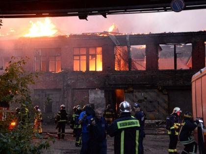 В Челябинской области местный житель спас от пожара троих детей, а годом ранее - соседа // Anatoly Lomohov / Russian Look