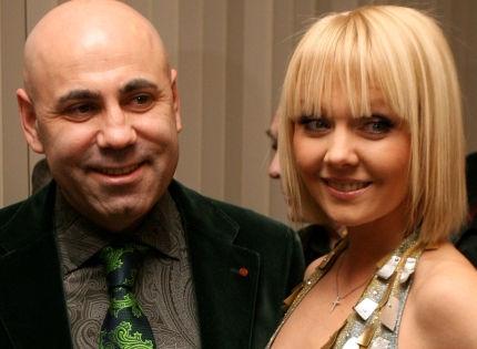 Иосиф Пригожин со своей женой Валерией // Александр Алешкин