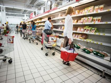 В супермаркете // Global Look