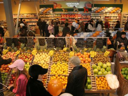 Отказ от турецких продуктов может повлиять на повышение цен // Анвар Галеев / Russia Look