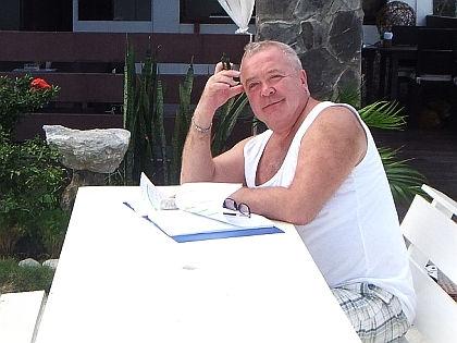 Сергей Гимаев // Из личного архива Сергея Проханова