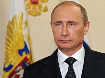 Владимир Путин // Alexei Nikolsky/Global Look