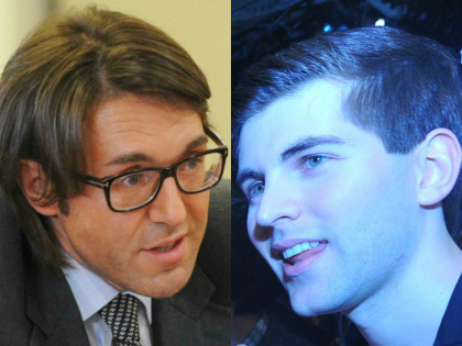 Андрей Малахов и Дмитрий Борисов // Global Look Press