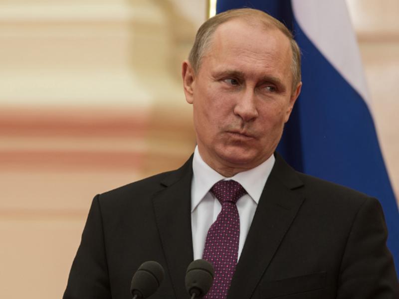 Своим указом Владимир Путин положил конец сотрудничеству с США по плутонию // Global Look Press