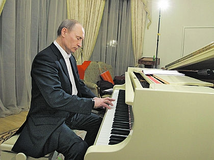 Владимир Путин // РИА «Новости»