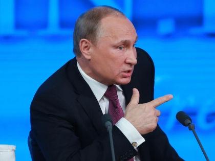 Владимир Путин выступил в рамках Петербургского экономического форума // Russian Look