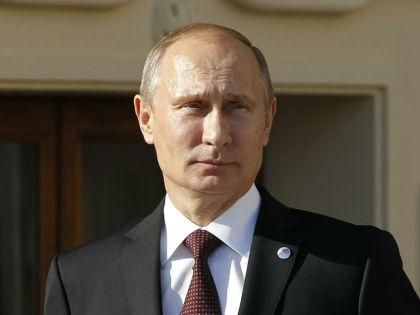 Владимир Путин // Russian Look