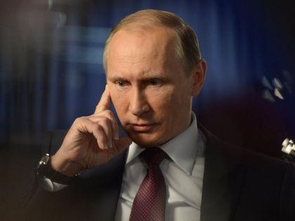 Президент РФ Владимир Путин //  Официальный сайт президента РФ