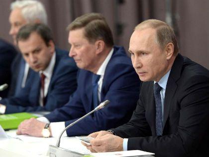Правительство и Путин // Global Look Press