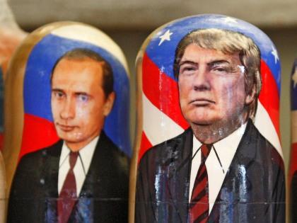 Дональд Трамп многократно заявлял, что Владимир Путин жесткий политик // Global Look Press