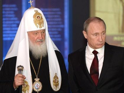 «Молитва Путина» призвана укрепить духовные скрепы // Сергей Пятаков / Global Look Press