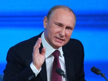 В 2015 году у россиян стало в 6 раз больше вопросов к Владимиру Путину по сравнению с 2014-м // Dmitry Golubovich / Russian Look