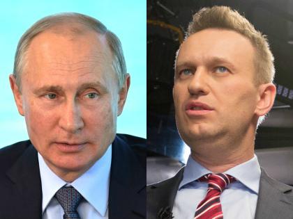 Владимир Путин и Алексей Навальный // Global Look Press