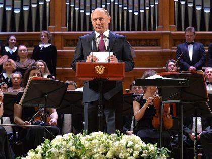 Владимир Путин делает успехи в музыке, считает пианист // Alexei Druzhinin / Global Look Press