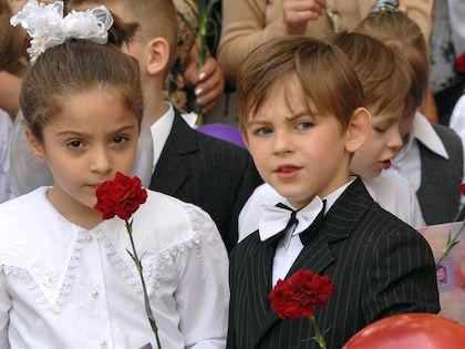 Виктор Погонцев / Russian Look