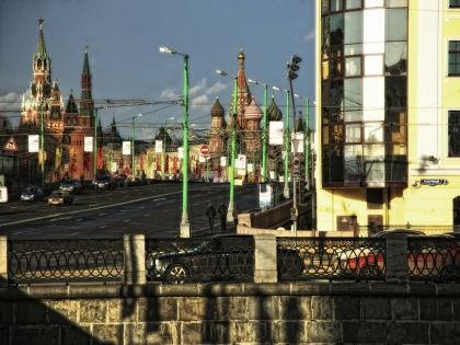 25 марта в городе будет тепло и солнечно // Константин Кокошкин / Russian Look