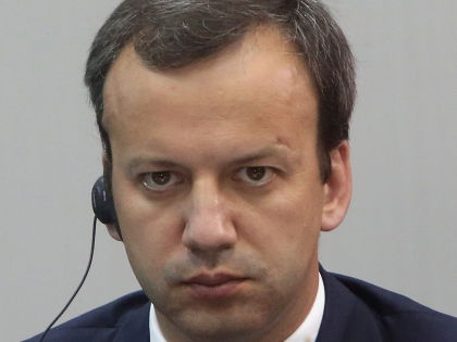 Аркадий Дворкович // Russian Look