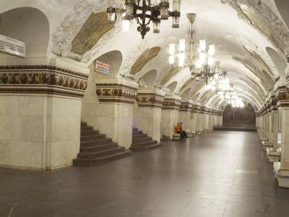 """Станция метро """"Киевская"""" //  Russian Look"""