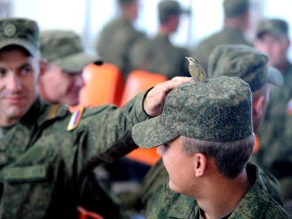 Минобороны РФ пока не прокомментировало информацию о гибели военных // Global Look Press