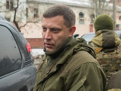 Численность украинских подразделений на Донбассе уже превысила 30 тысяч, сказал глава ДНР // Global Look Press