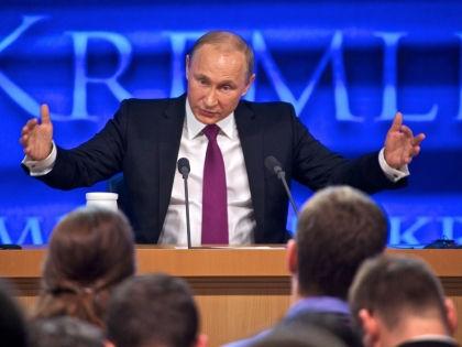 Трём странам следует работать плечом к плечу, считает Путин // Алексей Бойцов / Russian Look