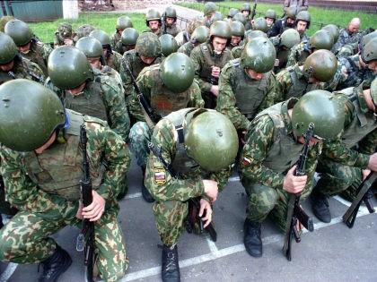 Армия должна профессионально защищать человека, утверждает правозащитница //  Russian Look