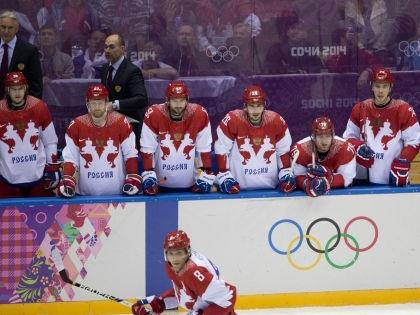 Сборная России по хоккею // Global Look Press