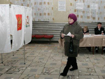 Выборы в России // Global Look Press