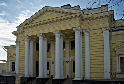 Московская хоральная синагога // Global Look Press