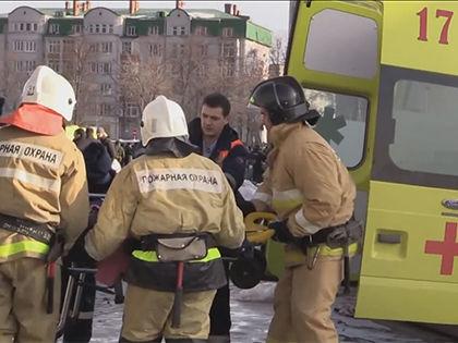 Спасатели работают круглосуточно // Кадр Youtube