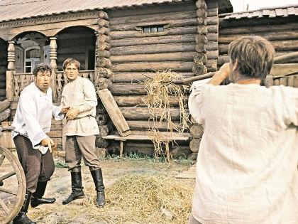 Фильм о маленькой сибирской деревне стал культовым для всей страны // РИА «Новости»