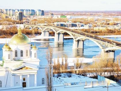 Нижний Новгород // РИА «Новости»