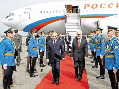 Путину готовят новый борт №1 // РИА «Новости»