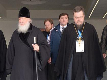 Патриарх Кирилл и Всеволод Чаплин // РИА «Новости»