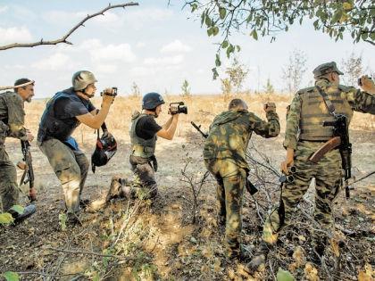 Конфликт на востоке Украины // «РИА Новости»