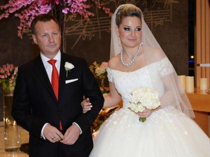 Свадьба Дениса Вороненкова и Марии Максаковой // «РИА Новости»