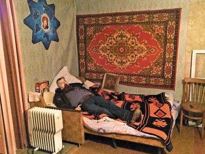Труп Георгадзе обнаружили в дачном доме деревни Тимошкино 23 октября // РИА «Новости»
