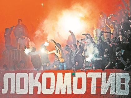 Прошлая встреча болельщиков была чересчур «теплой» // РИА «Новости»