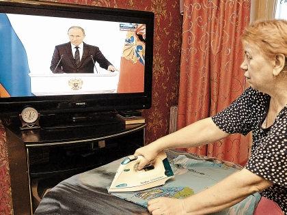 Первым делом Путин как следует отутюжил Эрдогана... // РИА «Новости»