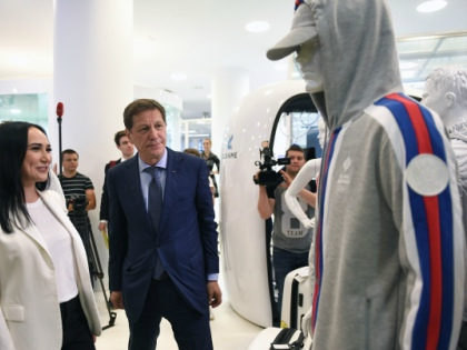 Реакция президента ОКР Александра Жукова не выдавала восхищения // РИА «Новости»